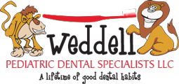 Weddell Pediatric Dental Specialists logo